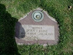 Dora Layton <I>Thornley</I> Flint