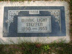 Minnie <I>Light</I> Steffen