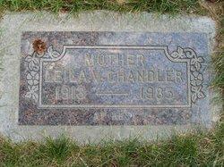 Leila Virginia <I>McFarland</I> Chandler