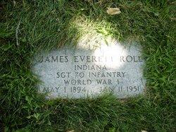 James Everett Roll