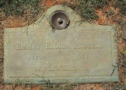 Emmet Eloisa <I>McLeod</I> Russell