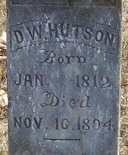 Davis W. Hutson