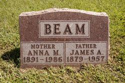 Anna Matilda <I>Thompson</I> Beam