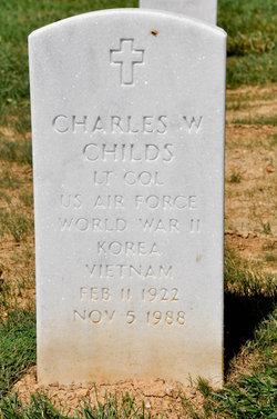 Col Charles Whiteman Childs