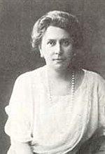 """Mrs Natalya Alexandrovna """"Natalie"""" <I>Satina</I> Rachmaninoff"""