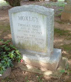 Margaret <I>Dunn</I> Moxley
