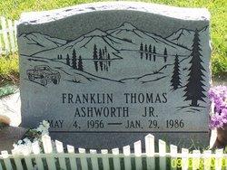 Franklin Thomas Ashworth