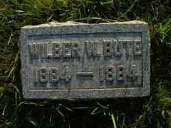 Wilbur W Bute