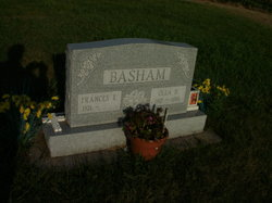 Frances E <I>Hunter</I> Basham