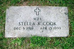 Stella <I>Kalafut</I> Cook