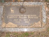 Timothy Allen Bowyer