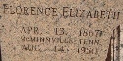 Florence Elizabeth <I>Wolfe</I> Browning