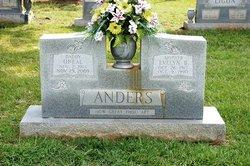 Evelyn <I>Beeks</I> Anders