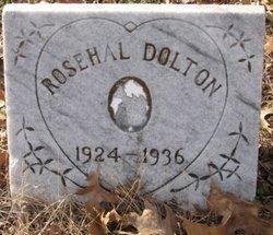 Rosehal Irene Dolton