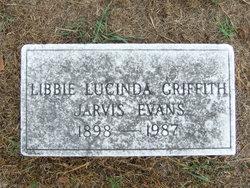 Libbie Lucinda Evans
