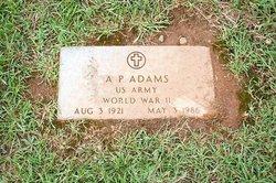A P Adams