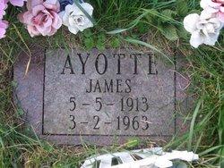 """James """"Jim"""" Ayotte"""