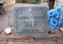 Victoria <I>Trujillo</I> Chavez