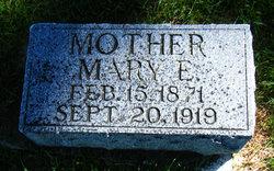 Mary Elizabeth <I>Holsinger</I> Welder