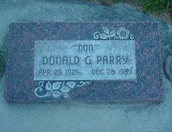 Donald Gene Parry