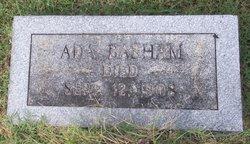 Ada C. <I>Miller</I> Basham