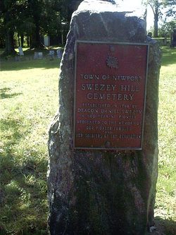Swezey Hill Cemetery