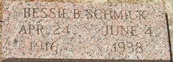 Bessie Bell <I>Billings</I> Schmick