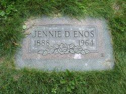Jennie D <I>Phinney</I> Enos