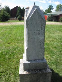 William H Hake