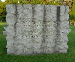Agnes Amelia <I>Huling</I> Burgess