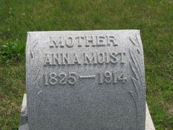 "Anna ""Annie"" <I>Hocker</I> Moist Felker"