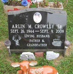 Arlin Myron Crowley
