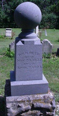 William H Reed