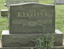 Inez B <I>Shinkle</I> Neville
