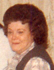 Rosemary June <I>Wisner</I> Bolton
