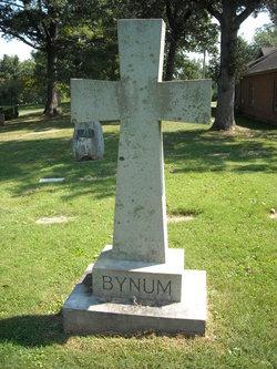 Mary Louisa <I>Curtis</I> Bynum