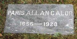 Paris Allan Calor