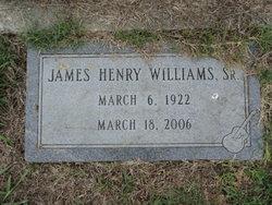 James Henry Williams, Sr