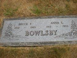 Bruce Floyd Bowlsby