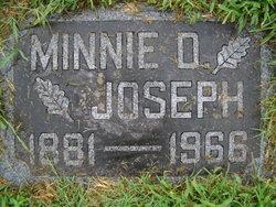 Minnie D Joseph