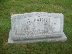 Alberta M. <I>Schmauder</I> Alpaugh