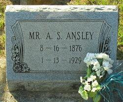 Abel Simpson Ansley