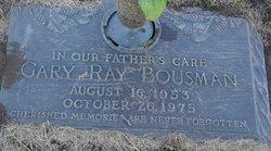 Gary Ray Bousman