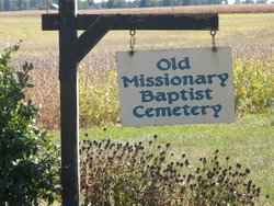 Old Missionary Baptist Cemetery