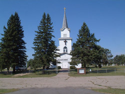 East Wild Rice Lutheran Cemetery