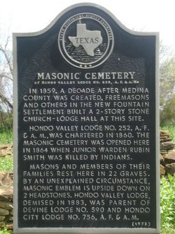 Masonic Springs Cemetery