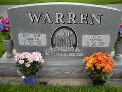Eva Jane <I>Morgan</I> Warren