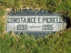 Constance E Pickell