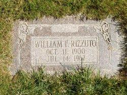 """William Franklin """"Rosetta"""" Rizzuto"""