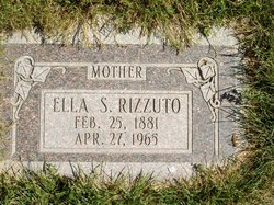 Ella Florence <I>Stark</I> Rizzuto